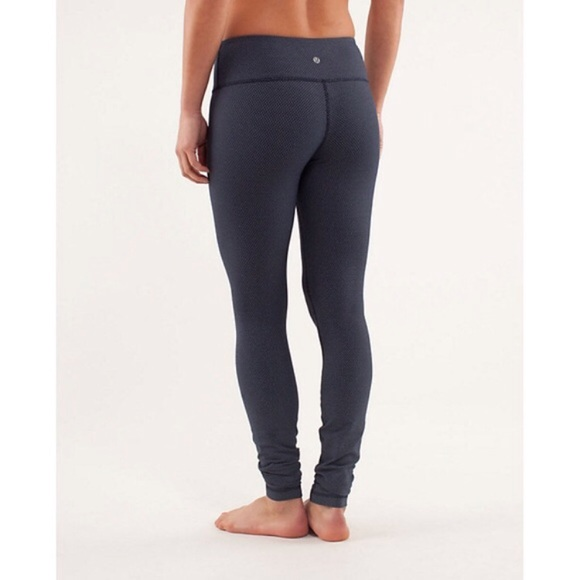 60aa1cce26 lululemon athletica Pants - Lululemon Wunder Under full length pants